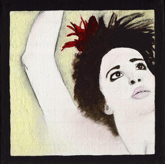 Portrait Of Imogen Heap By Bini On Stars Portraits